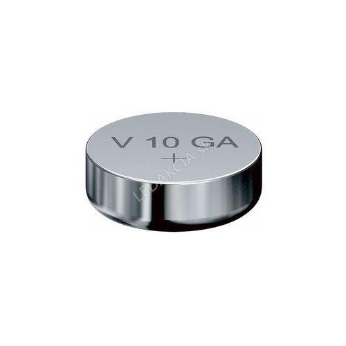 Varta bateria V10GA Alkaline 1.5V + Bezpłatna natychmiastowa gwarancja wymiany!