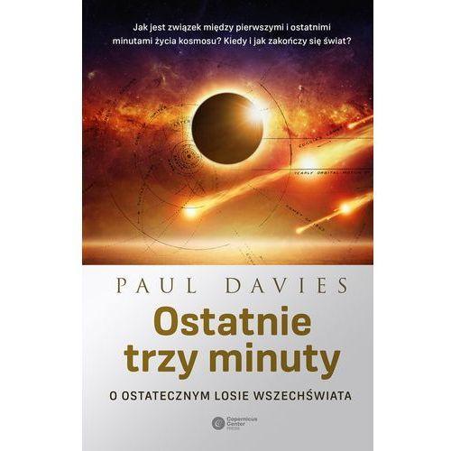 Ostatnie trzy minuty, Paul Davies