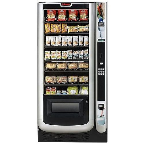 Maszyna vendingowa aliseo evo   6-7 półek   315kg   600w   230v   915x900x(h)1830mm marki Saeco
