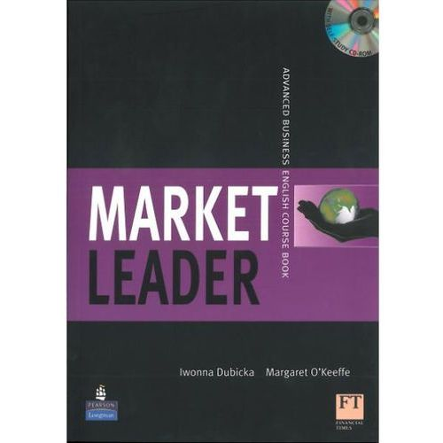 Market leader advanced Course book + Cd (9781405881340)