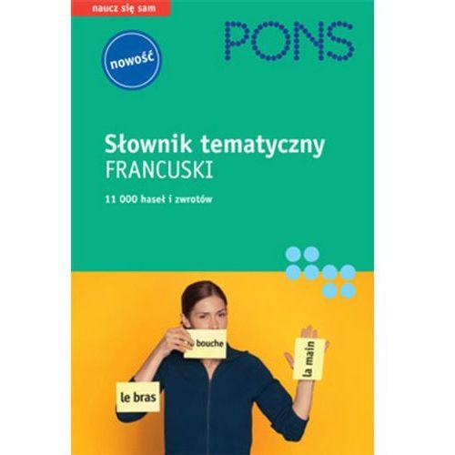 Słownik tematyczny francuski (9788374295260)