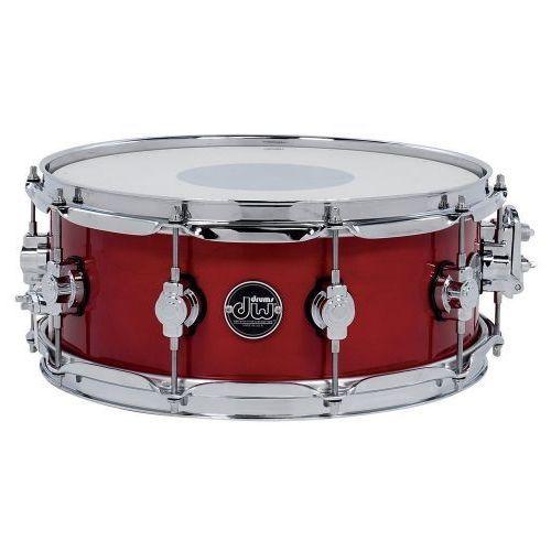 Drum workshop snaredrum performance lakierowany kolor: naturalny