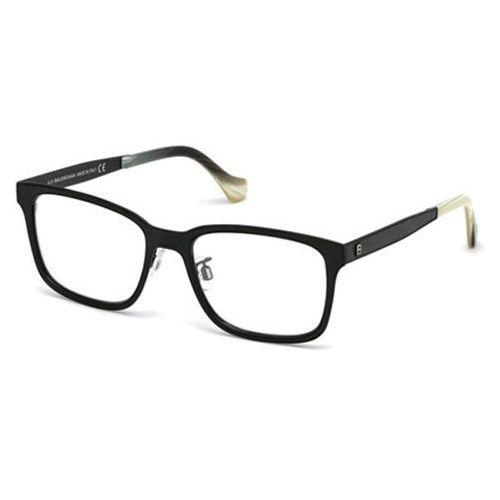 Balenciaga Okulary korekcyjne ba5055 002