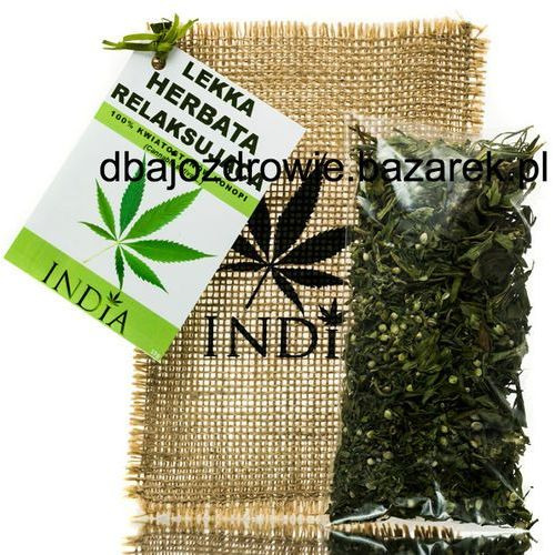 India cosmetics Lekka ziołowa herbata relaksująca, 15g