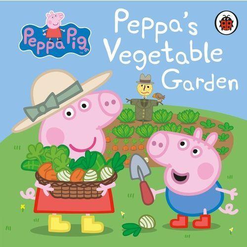 Peppa Pig: Peppa's Vegetable Garden (9780241321126)