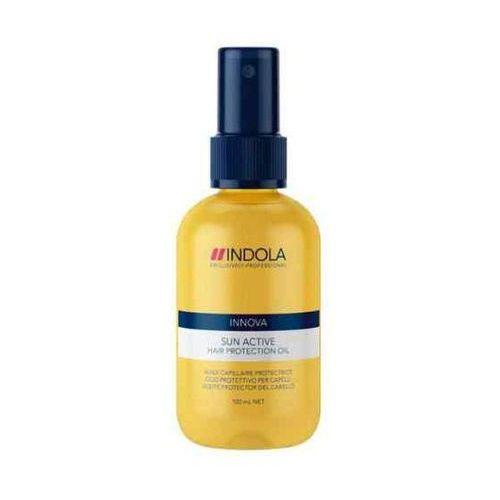 Indola Innova Sun Active Hair Protection Oil olejek chroniący przed słońcem 100ml - sprawdź w dr włos