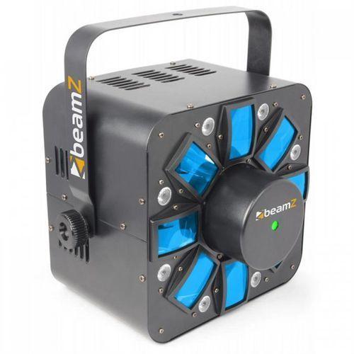 Beamz Multi Acis III efakt świetlny LED stroboskop laser RGBAW pałąk montażowy (8715693274615)