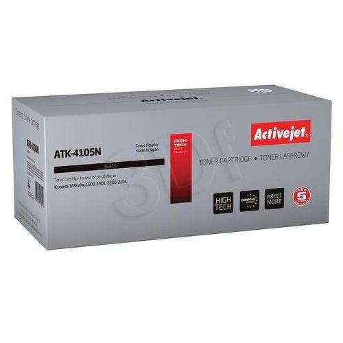 Toner ATK-4105N Black do drukarek Kyocera (Zamiennik Kyocera TK-4105) [15k] (5901443097815)