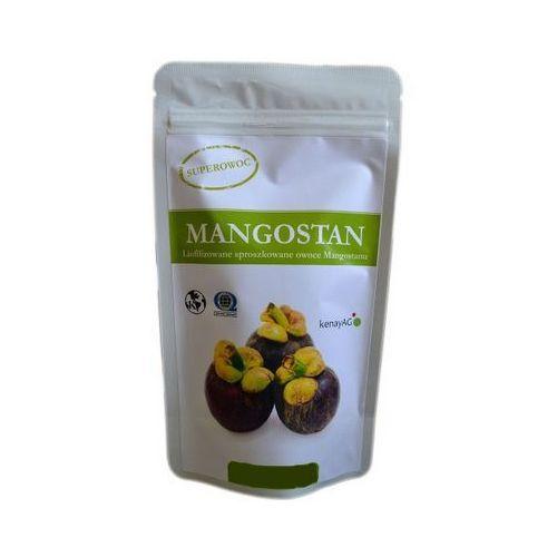 Mangostan sproszkowane liofilizowane owoce mangostanu 200g
