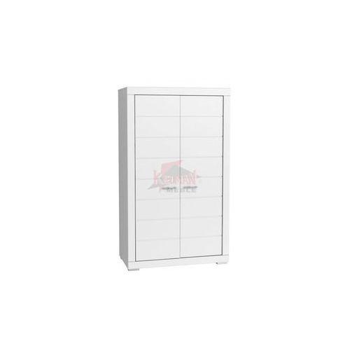 Szafa 2-drzwiowa Snow SNWS82 - produkt dostępny w KELMAN Meble