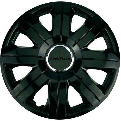 Kołpaki  R14 flexo 75510, Czarny, produkt marki Goodyear