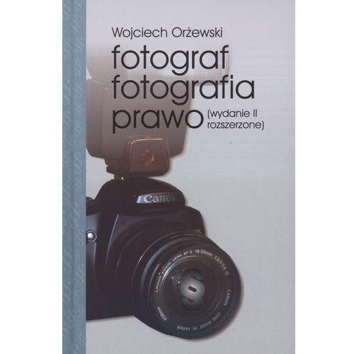 Fotograf fotografia prawo, oprawa twarda