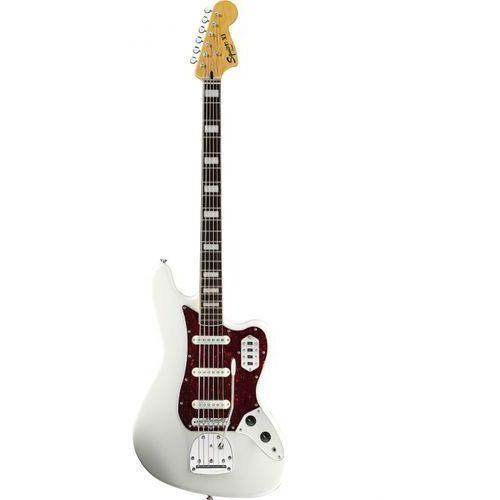 Fender squier vintage modified bass vi 3 ow gitara basowa