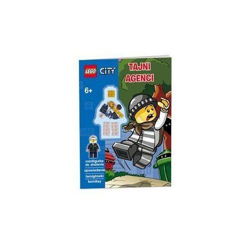 LEGO City. Tajni Agenci, pozycja z kategorii Książki dla dzieci