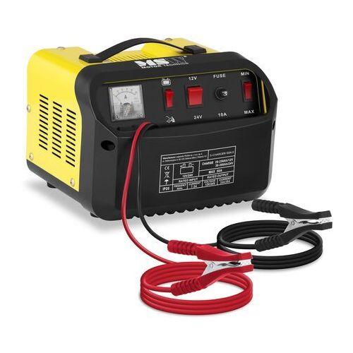 Msw prostownik - 12/24 v - 30 a - rozruch 130 a - analogowy wyświetlacz s-charger-50a.3 - 3 lata gwarancji