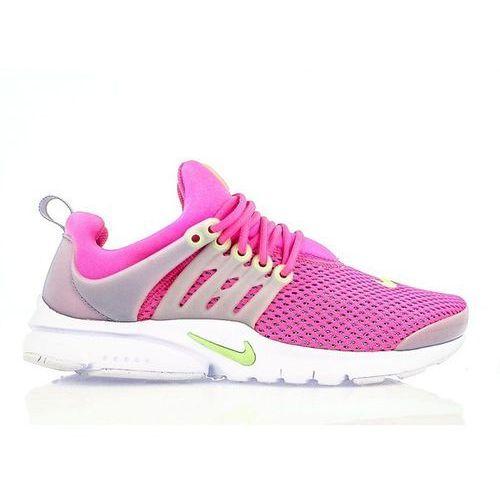 Nike Presto BR GS, kolor różowy