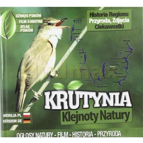 Krutynia - Klejnoty natury + CD - Praca zbiorowa (5901549899627)