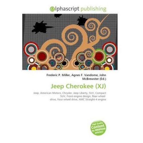 Jeep Cherokee (XJ) (9786130814038)