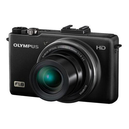 Aparat Olympus Stylus XZ-1 z zoomem optycznym [4x]