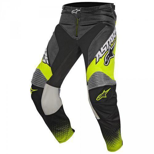 Spodnie alpinestars youth racer superm s7 ant/ye/ gr marki Alpinestars mx
