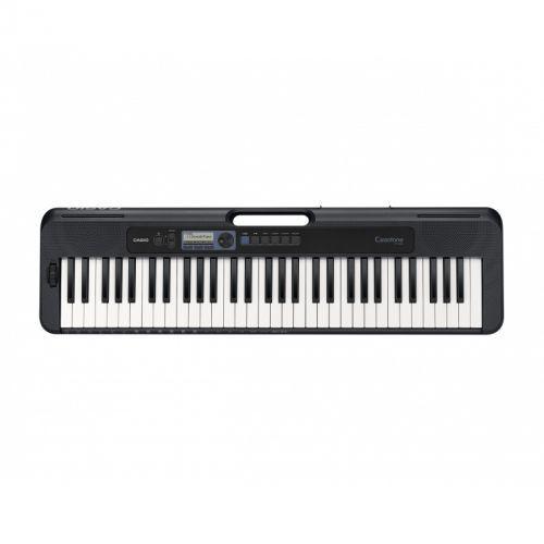 CASIO CT S 300 BK keyboard, kolor czarny