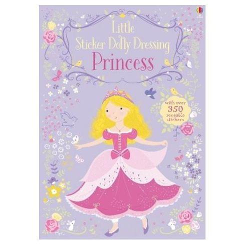 Little Sticker Dolly Dressing Princess