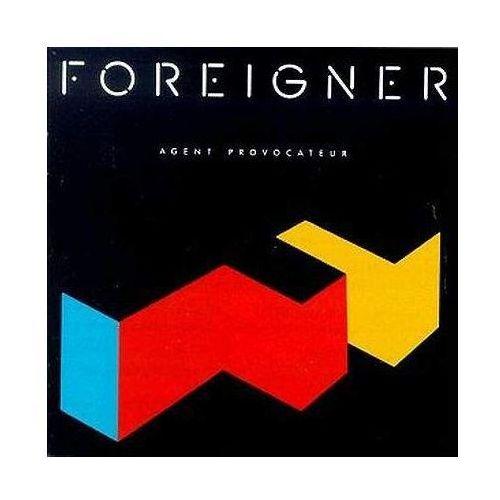 Foreigner - AGENT PROVOCATEUR/REMASTER, 7567827962