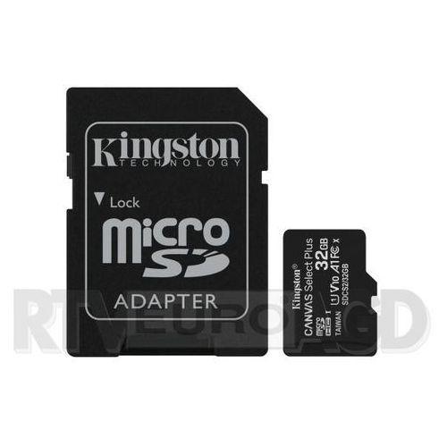microsd canvas select 32gb 100/30mb/s marki Kingston