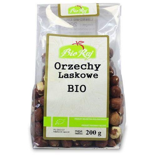 Orzechy Laskowe BIO 200 g Bio Raj, 5907738150746