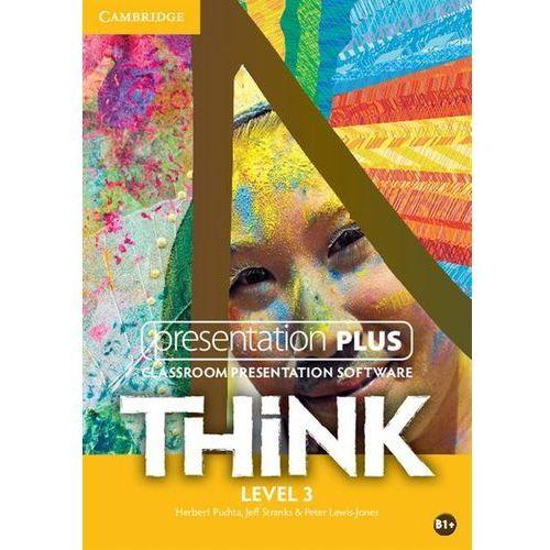 Think 3 Presentation Plus DVD (Płyta DVD)