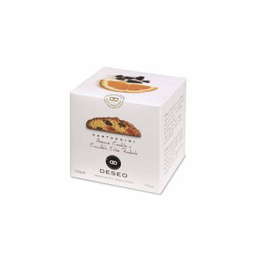 cantuccini czekolada i pomarańcze 200g marki Deseo