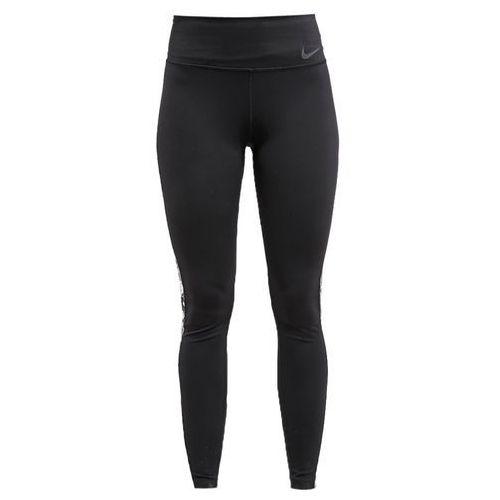 Nike Performance LEGENDARY JEWELS Legginsy black/white/black