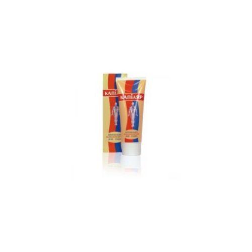 KAPILAR Krem -Balsam z wyciągiem z modrzewia syberyjskiego, 4820058210147