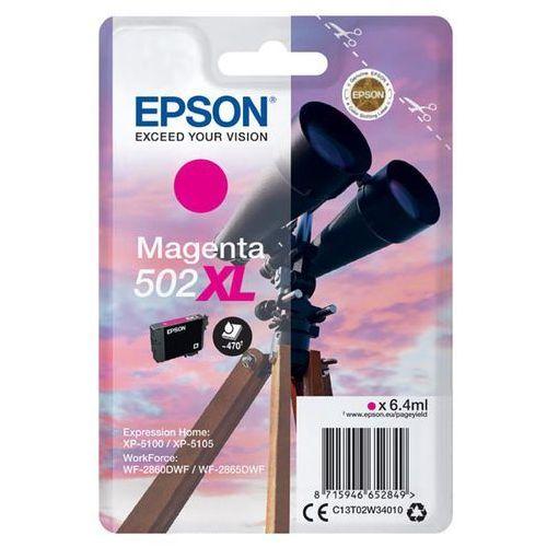 oryginalny atrament Epson 502XL [C13T02W34010] magenta