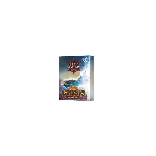 Star realms: crisis - wydarzenia - poznań, hiperszybka wysyłka od 5,99zł! marki Games factory publishing