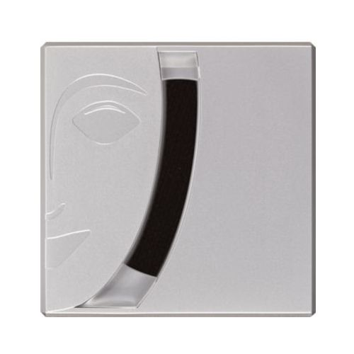 cake eye liner (black) eye liner do nakładania na mokro - black (5321) marki Kryolan