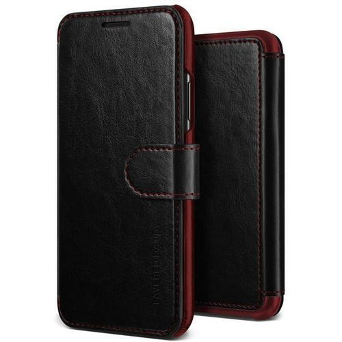 Vrs design Etui layered dandy iphone x black (8809477687460)