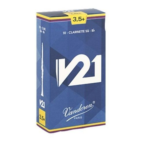 Vandoren stroik bb clarinet v21 3 1/2+