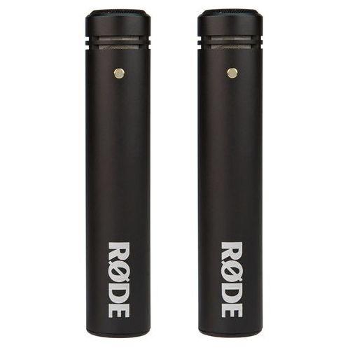 """RODE M5 Pair - Para mikrofonów pojemnościowych -5% na pierwsze zakupy z kodem """"START""""!"""