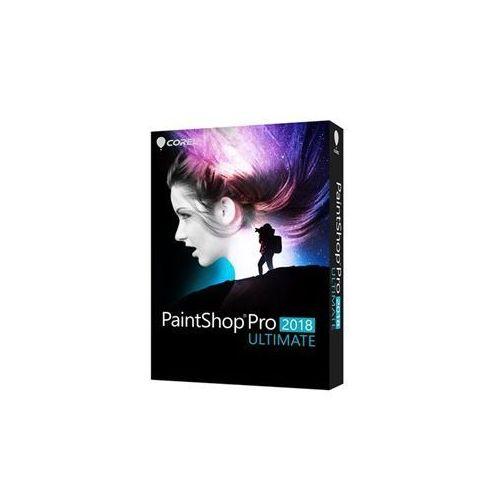 paintshop pro 2018 ml ult box psp2018ulmlmbeu marki Corel