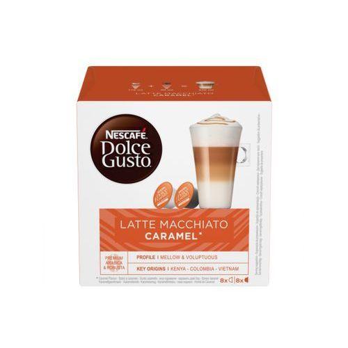 Nescafe dolce gusto latte macchiato caramel 16 kapsułek