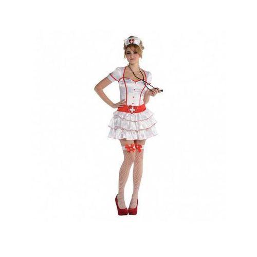 Kostium pielęgniarki dla kobiety - m (10/12) marki Amscan