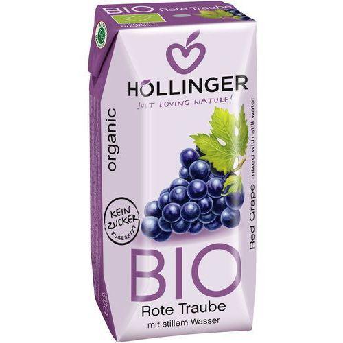 Nektar z czerwonych winogron bio (bez cukru) 200ml marki Horizon