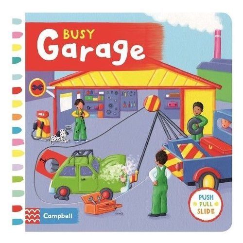 Busy Garage, Macmillan