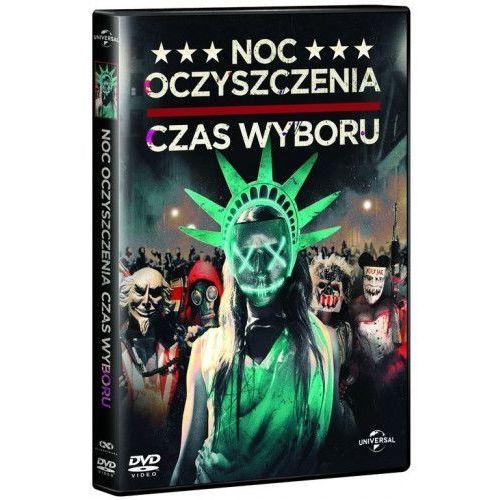 Noc oczyszczenia: Czas wyboru (DVD) (5902115602535)