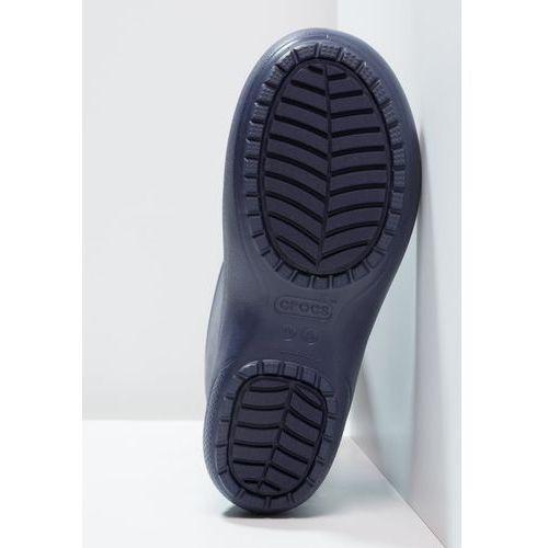 Crocs FREESAIL Kalosze navy, kolor niebieski