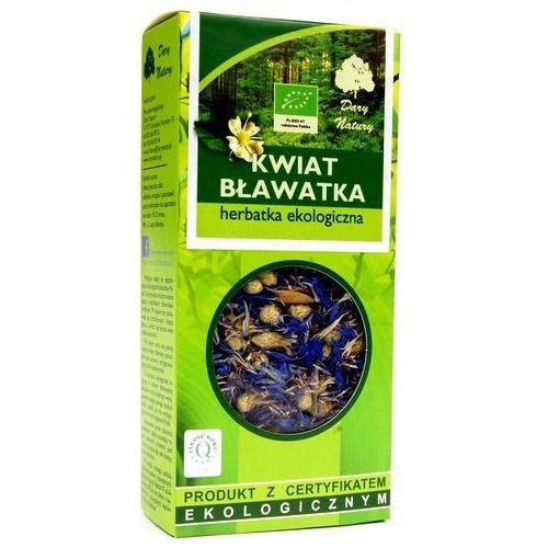 Bławatek kwiat herbatka 25gr