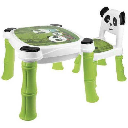 Stolik z krzesełkiem Panda KINDERSAFE 8006 (6970335170034)