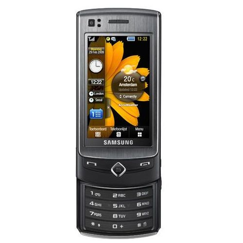 GT-S8300 marki Samsung telefon komórkowy
