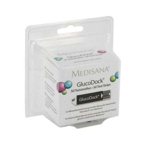 Promed gmbh Medisana glucodock paski do glukometru